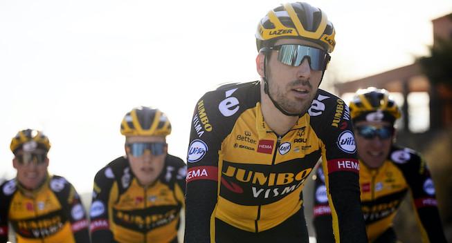 Van der Poel kørt i sænk: Jumbo-rytter overraskende vinder i Holland