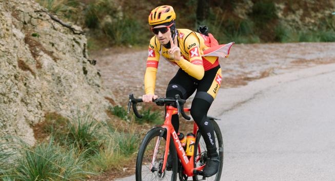 Uno-X med etapesejr og samlet sejr i Frankrig