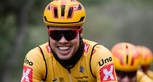 Merlier vinder Le Samyn - Uno-X-rytter sensationel toer