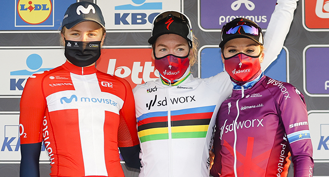 Verdensmester sår tvivl om deltagelse ved Amstel Gold Race