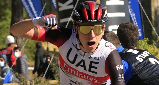 Pogacar om Tour-trup: Skuffet over Polanc ikke er med