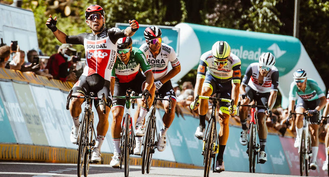 Gilbert jagter cykelsportens 'Grand Slam', men Ewan afviser at hjælpe