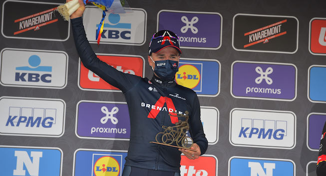 Ineos med Grand Tour-triumfator, tidligere vinder og kæmpetalent til Amstel