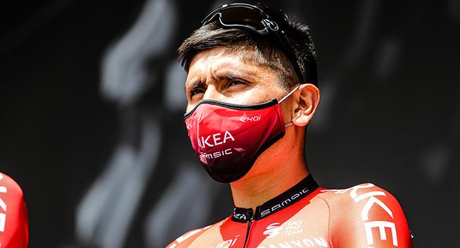 Quintana og kontroversiel sprinter klar til Tour for Arkéa-Samsic