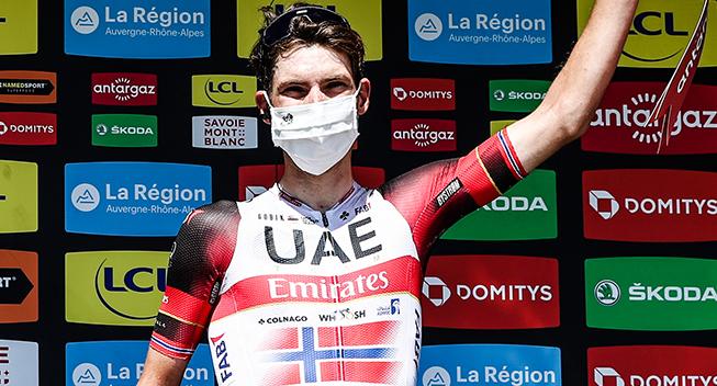 Norsk WorldTour-rytter brækker ryghvirvler