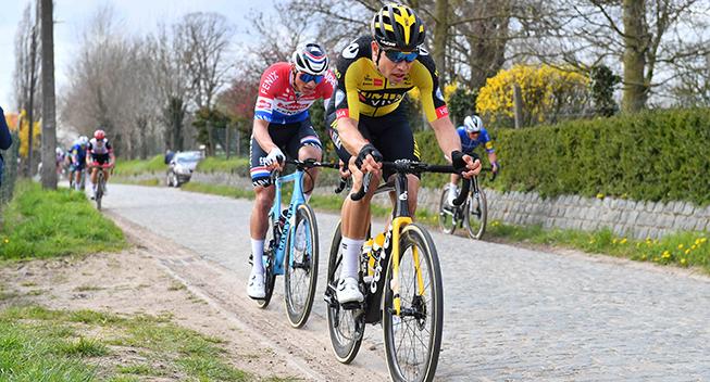 Van Aert annoncerer erstatningsløb for Paris-Roubaix