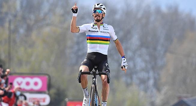 Verdensmesteren har Tour-målet på plads