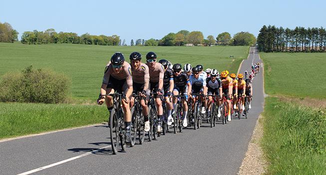 Skelde om DM: Svært cykelløb og meget uforudsigeligt