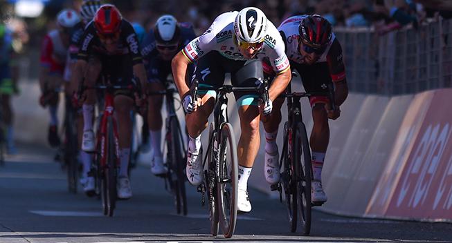 Giro d'Italia-analyse: Vedholdenhed lønner sig - også for Sagan