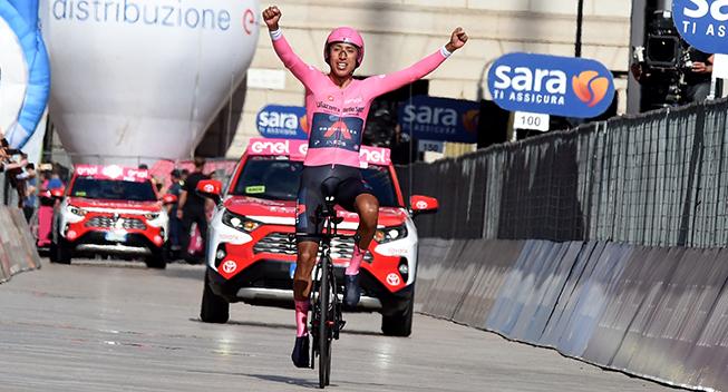 Bernal bekræfter: Kigger på Vueltaen