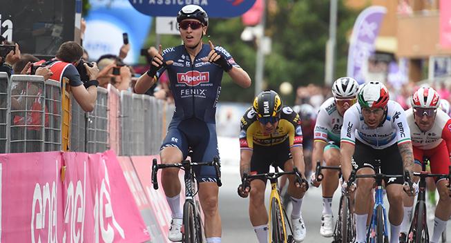 """Giro d'Italia-analyse: Den oversete supersprinter med de """"shit small races"""""""