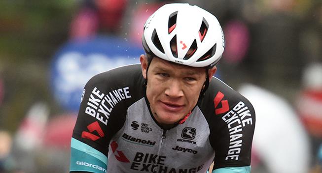 Juul-Jensen udtaget til Tour de France for offensive BikeExchange