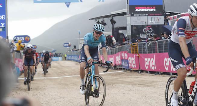 Tilfreds Vlasov efter grusoplevelse: Svært at holde cyklen stille