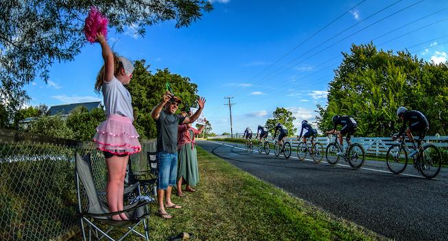 Holdtidskørsel åbner årets første cykelløb