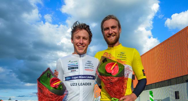 New Zealand Cycle Classic afgjort på bonussekunder