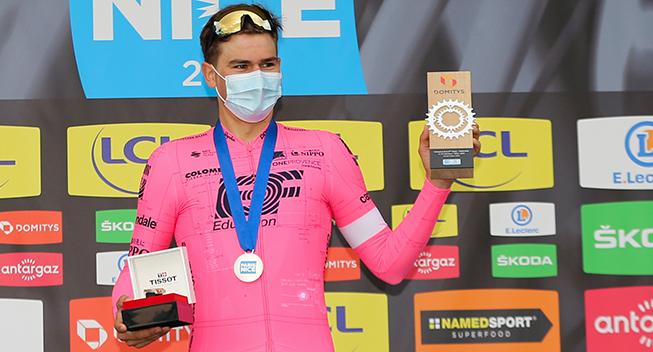 Begejstret Bissegger tog første sejr i hjemlandet: Endelig