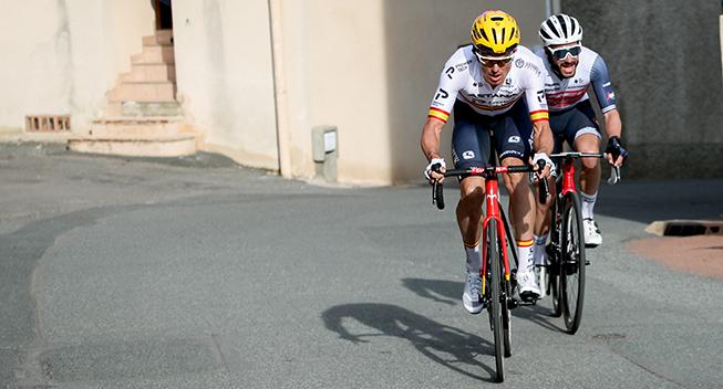 Astana-veteran finpudser Vuelta-formen: Det går rimelig pænt