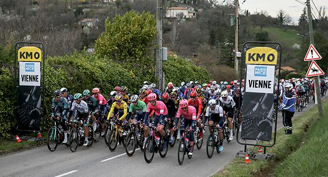 Løbsarrangører ændrer i finaleweekend i Paris-Nice