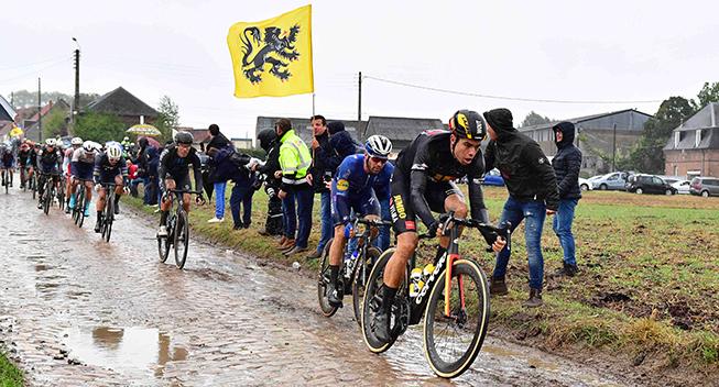 Sidstemanden i Roubaix: Jeg kørte 150 kilometer alene