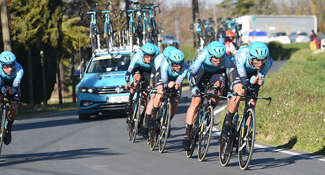 Optakt: Tour of Turkey
