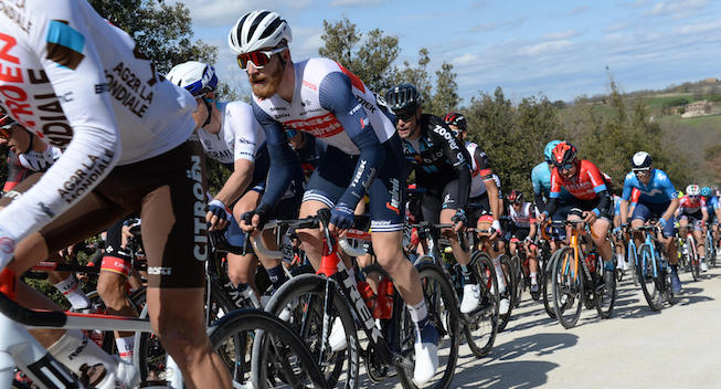 Optakt: 2. etape af Tour de l'Ain