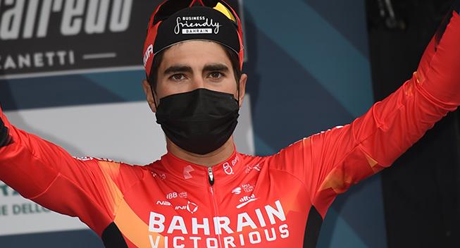 Landa selvsikker før Giroen: Kunne blive min første Grand Tour
