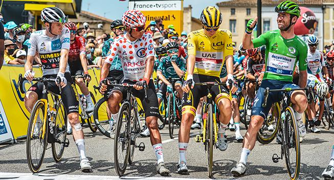 Livestream dagens Kongeetape i Tour de France