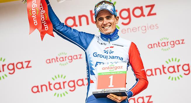 Gaudu glæder sig til Luxembourg: Det er min bedste sæson hidtil