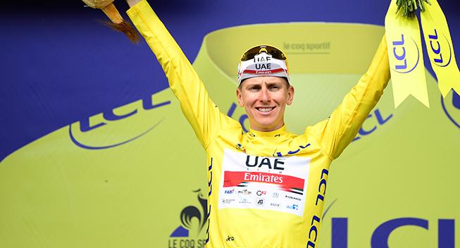 Medie: Tour-vinder dropper Vueltaen - chefen afviser