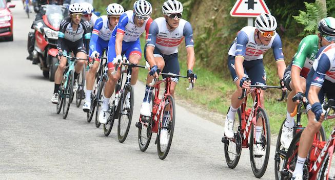 Mads Pedersen Tour de France 1 etape 2021