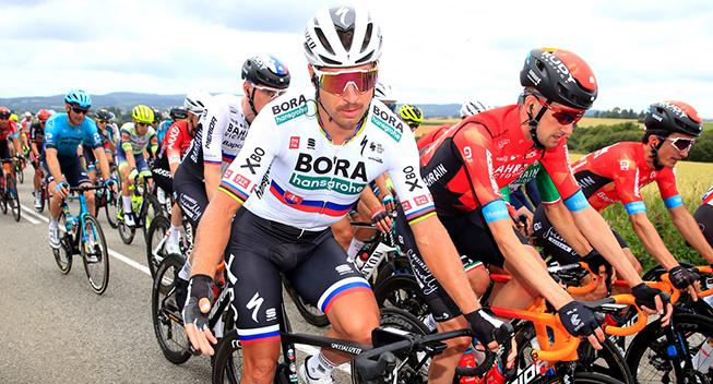 Optakt: Prolog til Tour de Slovaquie