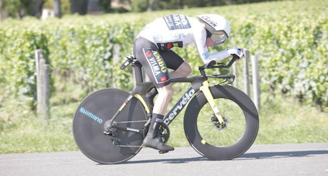 Vingegaard cementerer Tour-eventyret med fantastisk enkeltstart