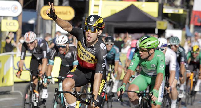 Tour de France-analyse: Fænomenernes Tour de France