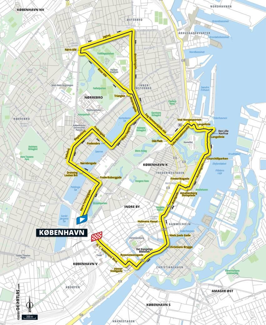Tour de France 2021 - 1. etape enkeltstart