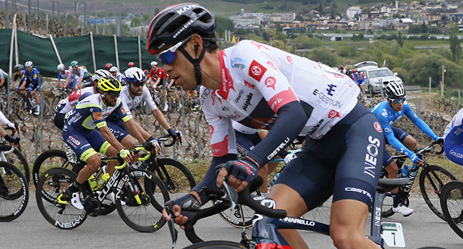 Optakt: 4. etape af Tour de Romandie