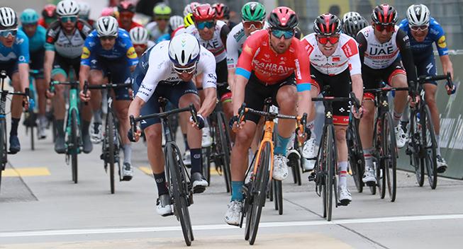 Optakt: 3. etape af Tour de Romandie