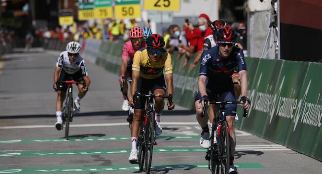 Tour de Suisse-analyse: Nu vinder Carapaz nok Touren...