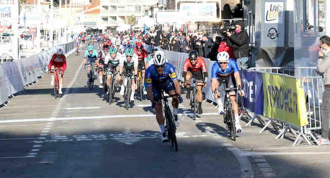 Optakt: 4. etape af Tour de la Provence
