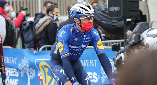 Belgisk stjerne mener, han var stærkeste mand under Paris Roubaix