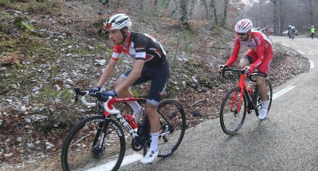 Optakt: 3. etape af Tour des Alpes Maritimes et du Var