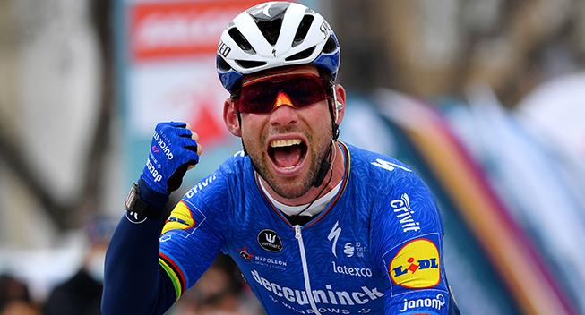 Lykkelig Cavendish tror på sejr til Jakobsen