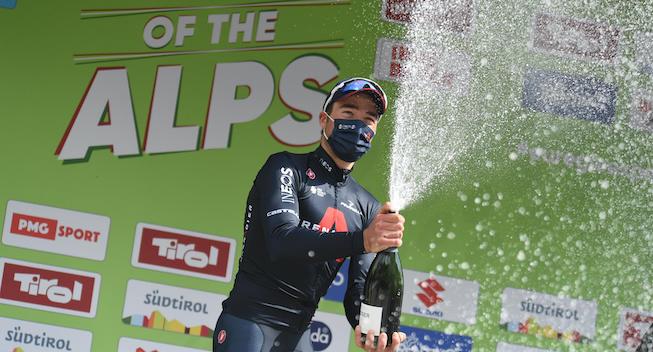 Moscon vinder anden etapesejr i Tour of the Alps