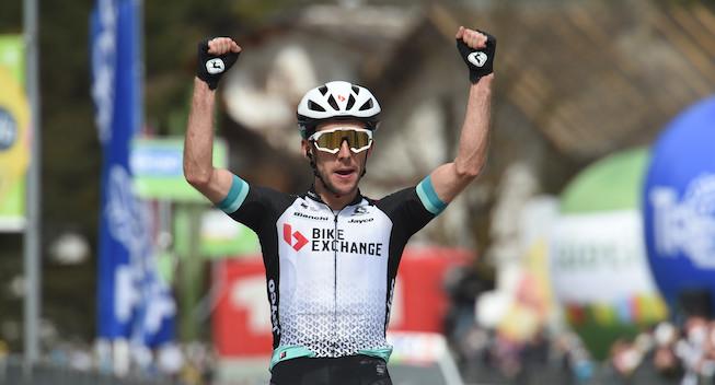 Dansk udbrudstogt ender i britisk triumf i Tour of the Alps
