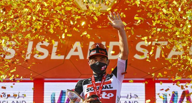 Lotto Soudal med fuldt fokus på etapesejre i årets Giro d'Italia