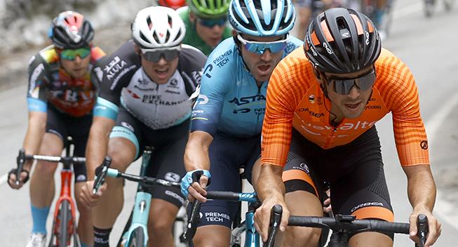 Tidligere Movistar-rytter vinker farvel til cykelsporten