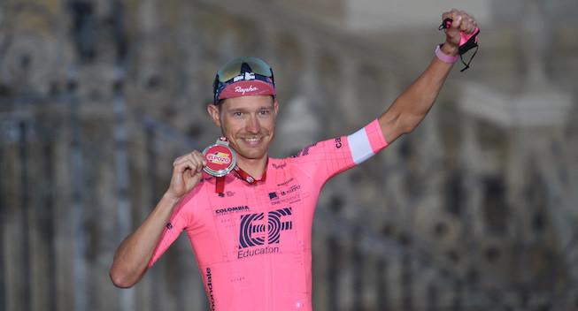 Cort kåret til den mest angrebsivrige rytter i Vueltaen