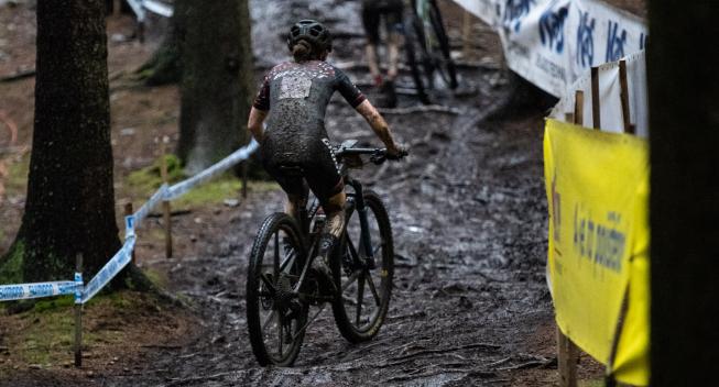 Dansker med to World Cup-podier: Jeg hader ikke mudder længere