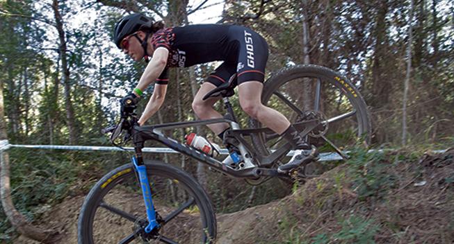 Bohé kæmpede bravt i Østrig og fik UCI-point