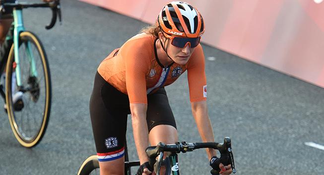 Vos efter sejr i cross: Paris Roubaix var god opvarmning