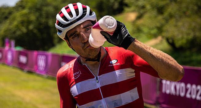 Sebastian Fini før OL: Vil vise hvad jeg er værd